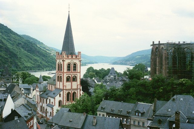Church of St. Peter, Bacharach