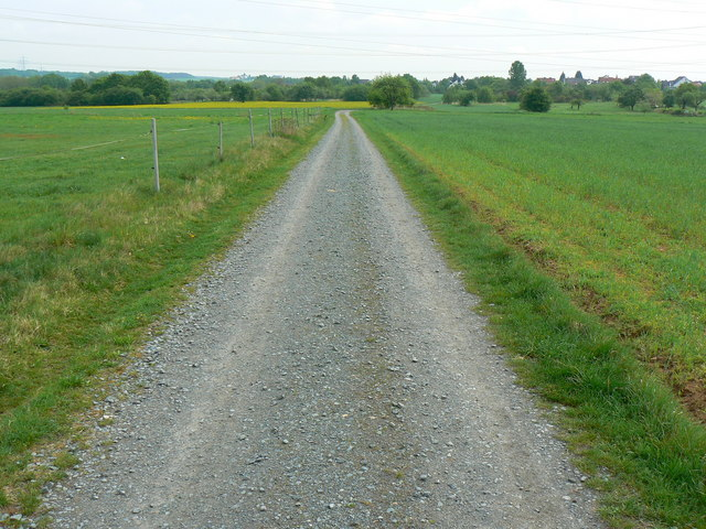 Track to Urberach
