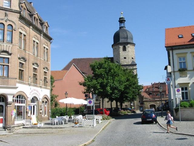 Othmarkirche, Heute Kramerplatz