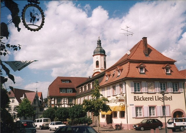 Baeckerei Liegibel, Riegel