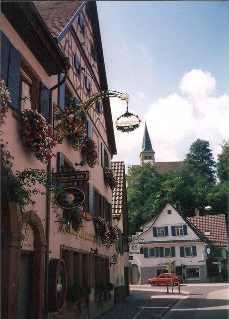 Gasthaus zum Hecht, Bahlingen