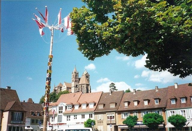 Marktplatz, Breisach am Rhein