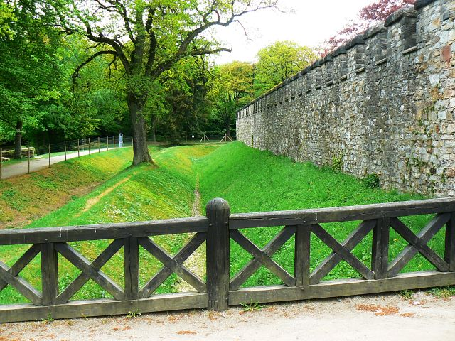 Roman fort, Saalburg