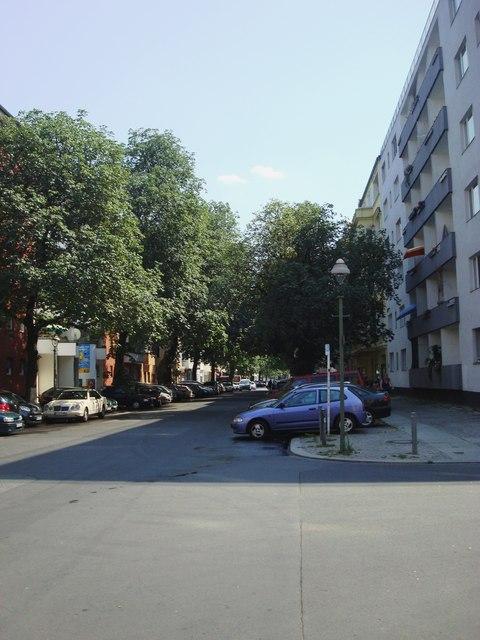 Sybelstraße - Berlin