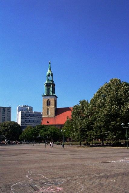 Marienkirche - Berlin