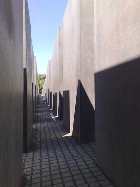 Holocaust-Mahnmal (Memorial to the Murdered Jews of Europe)