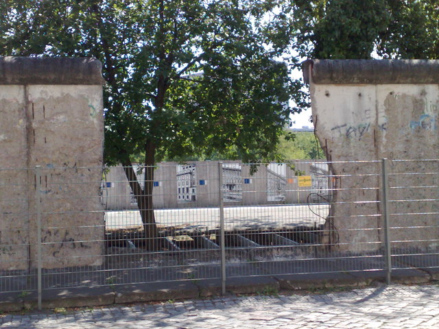 Der Eiserne Vorhang / Die Ost-West-Grenze