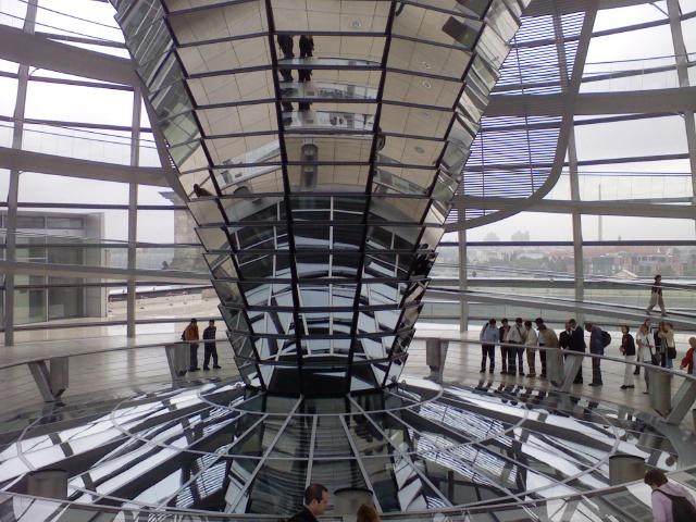 Die Kuppel (Reichstag dome)