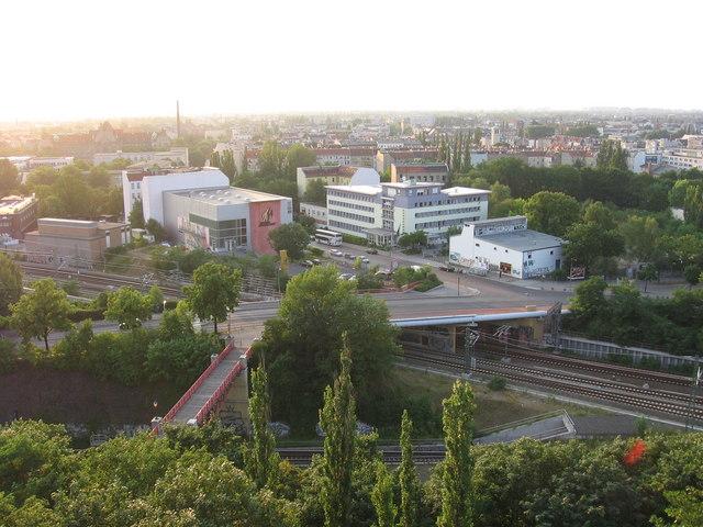 Böttgerstraße / Hochstraße