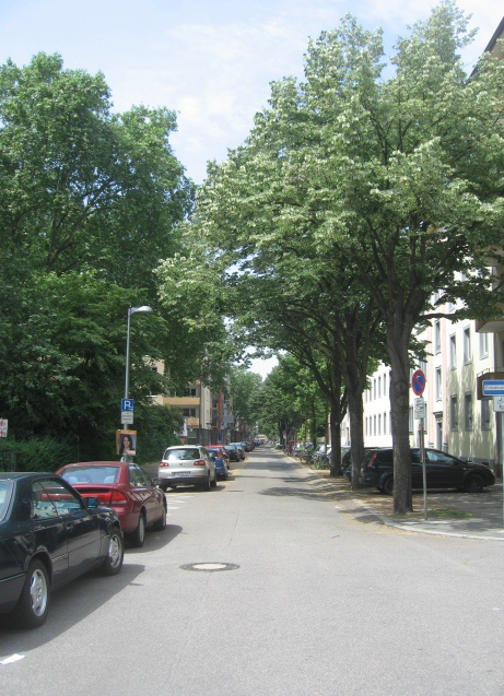 Richard-Wagner Straße