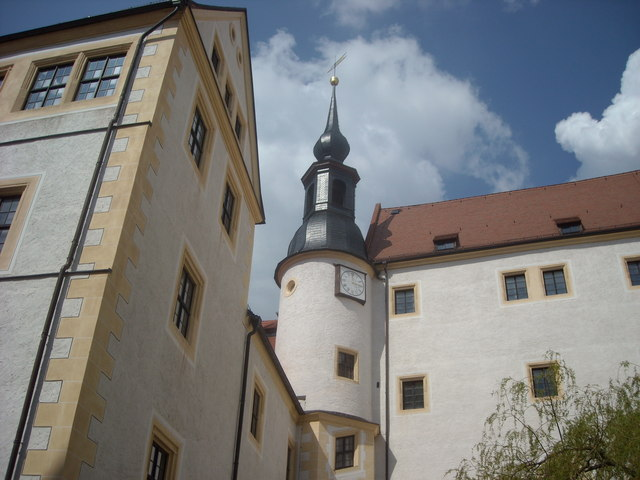 Tower at Colditz Castle