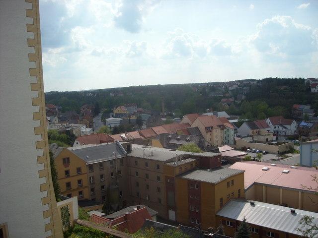 Colditz town