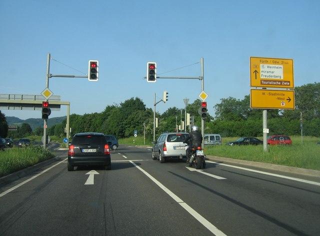 Straße 38 / Mannheimer Straße
