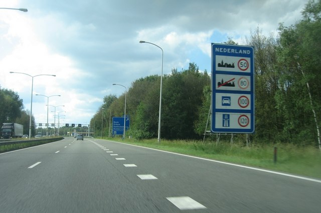 Germany / Netherlands border