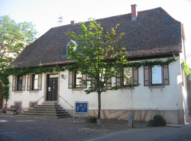 Office in the village centre