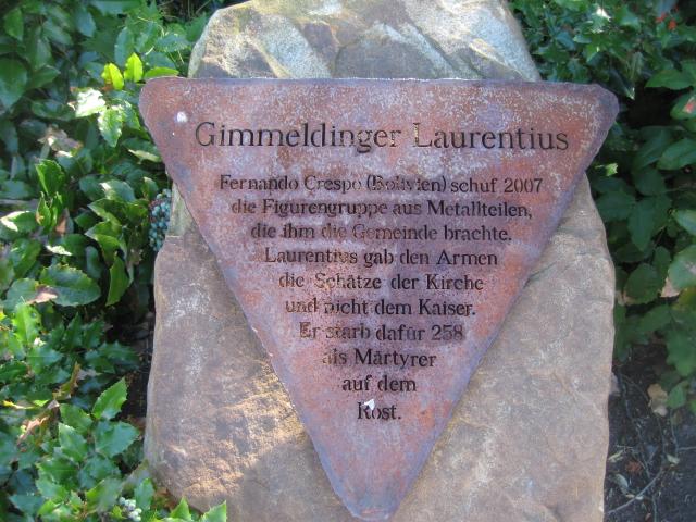 Gimmeldinger Laurentius