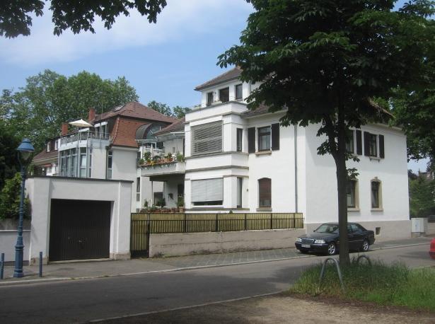 Haus - Leibnizstraße