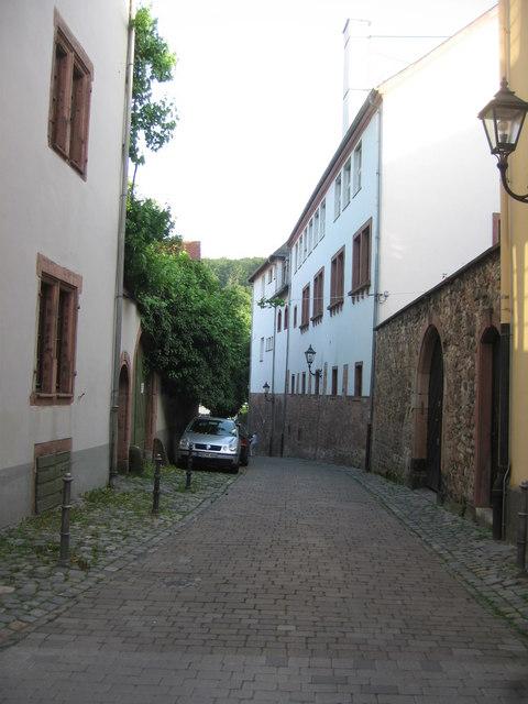 Obergasse, Weinheim