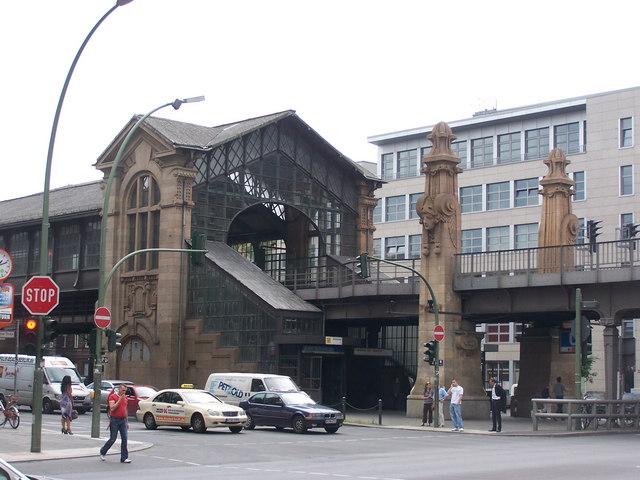 U-Bhf Bülowstraße - Berlin