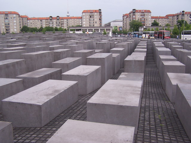 Holocaust -Mahnmal - Berlin