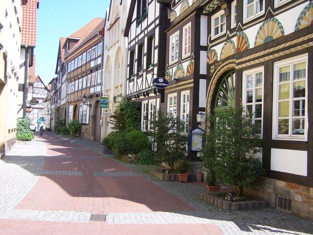 Kupferschiedestraße -Hameln
