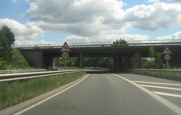 Autobahnkreuz 12