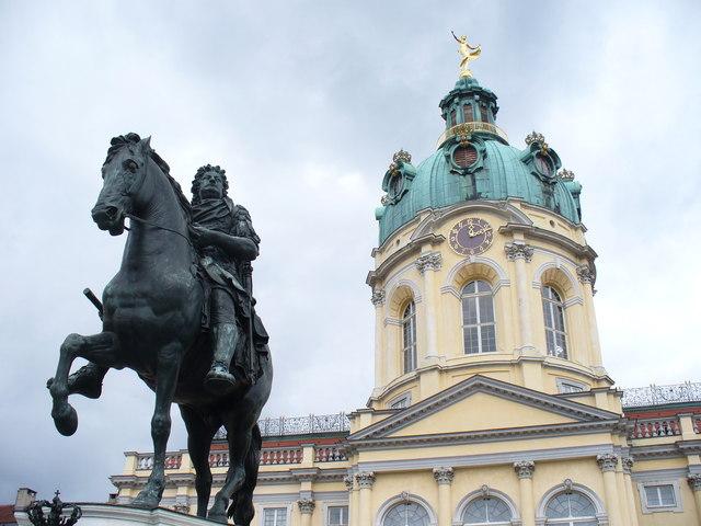 Schloss Charlottenburg Kuppel