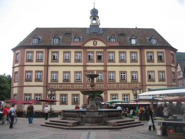 Rathaus - Marktplatz