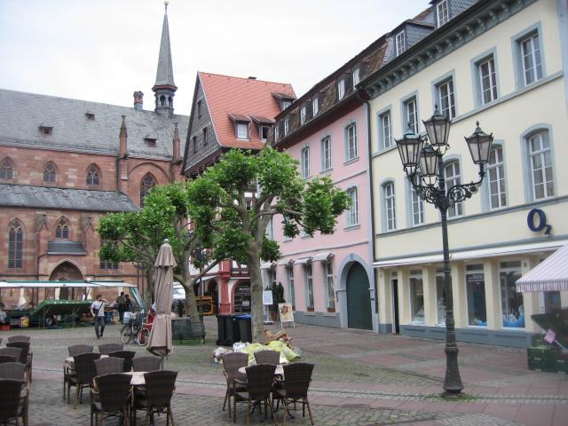 Marktplatz - Neustadt an der Weinstraße