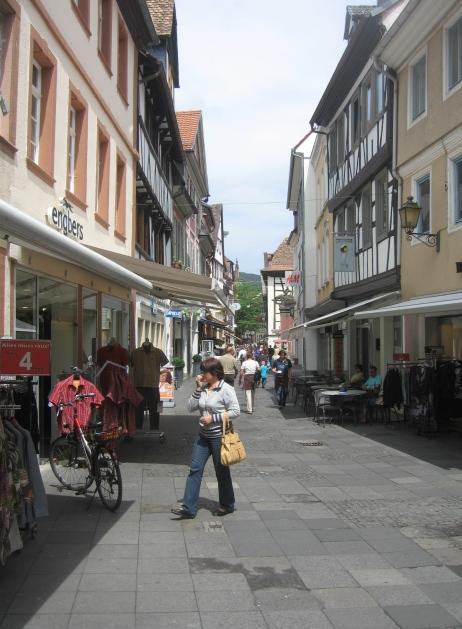 Neustadt an der Weinstraße - Hauptstraße