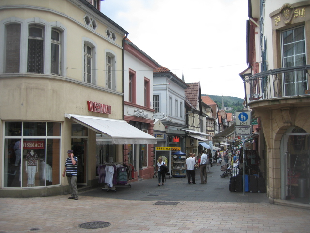Hauptstraße / Fröbelstraße