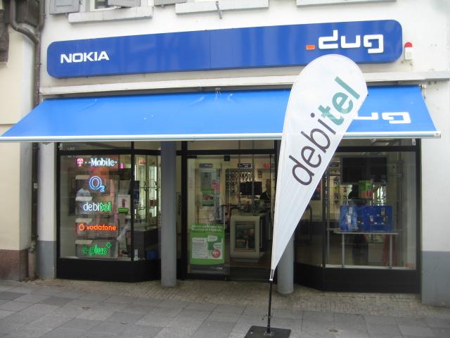 Nokia - Hauptstraße