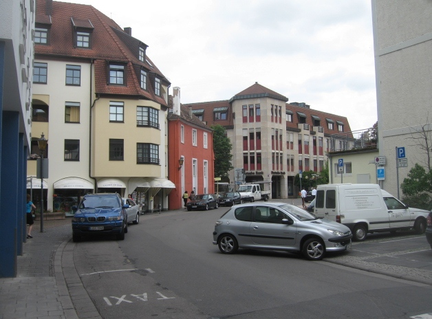 Laustergasse