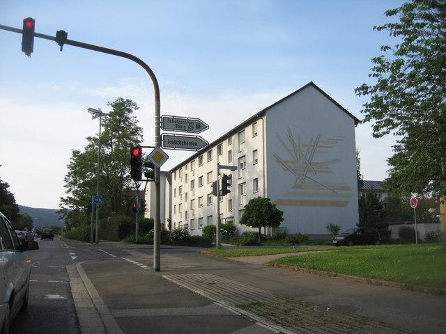 Robert-Stolz Straße / Martin-Luther Straße