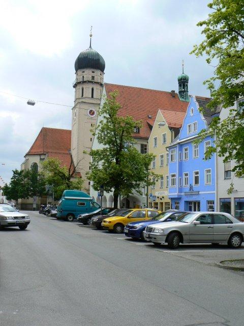 Marienplatz, Schongau