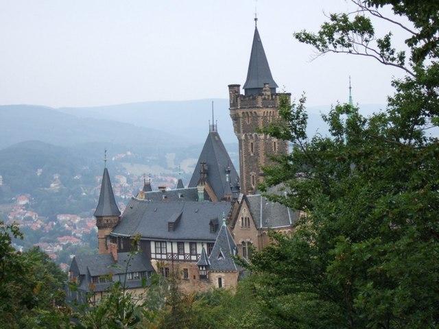 Schloss Wernigerode (Wernigerode Castle)