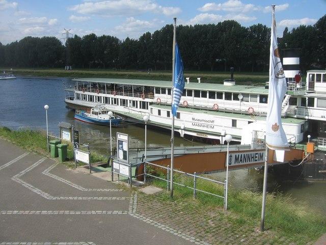 Museumsschiff - Neckar