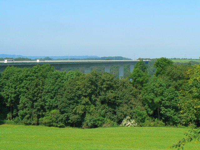 Kochertal Autobahnbrücke