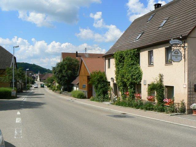 Dörzbacherstraße in Rengershausen