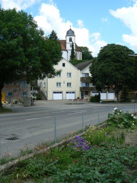 Kirche in Stuppach