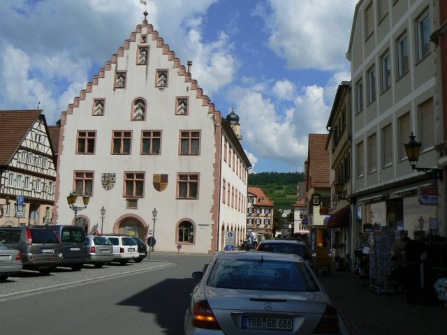 Stadtmitte Bad Mergentheim