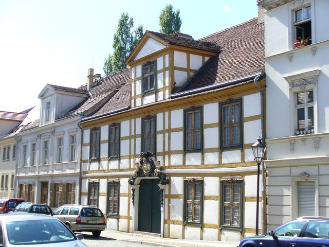 Altstadt, Potsdam