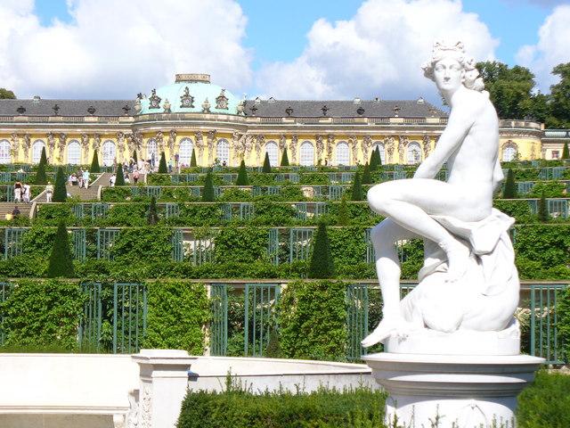 Weingarten, Sanssouci
