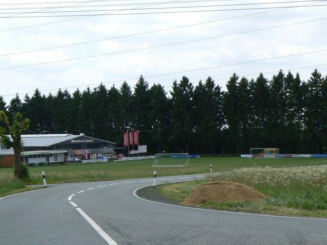 Sportplatz, Nister Möhrendorf