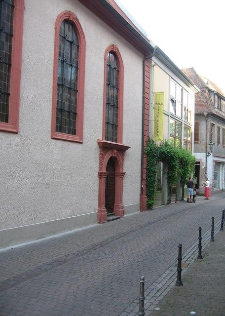 Hauptstraße, Weinheim