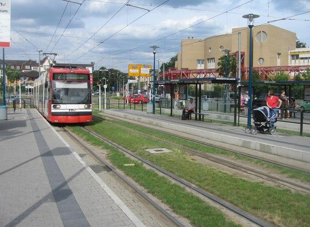 Straßenbahn #2 - Universitätsklinikum