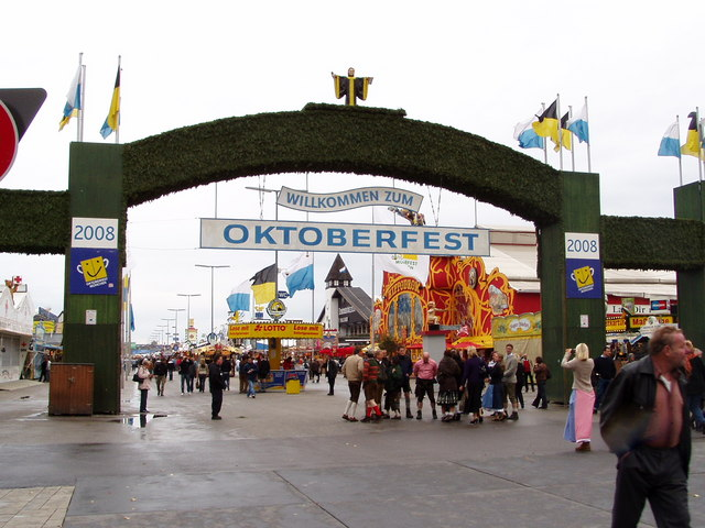 The Munich Oktoberfest