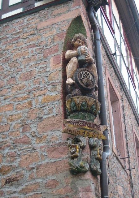 Skulptur - Münzgasse