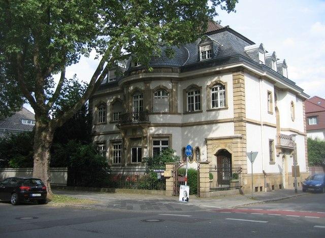 Stadthaus - Otto Beck Straße