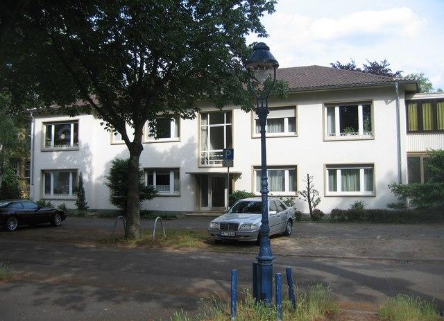 Stadthaus - Leibnizstraße
